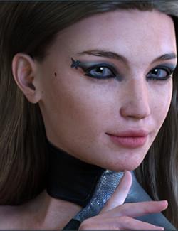 TDT-Roxanne for Genesis 8.1 Female