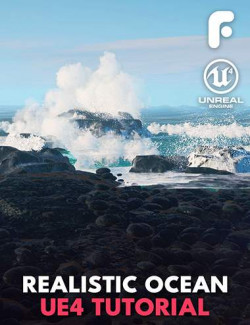 Creating a Realistic Ocean in UE4