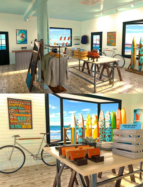 FG Surf Shop