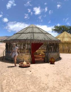 PW Customizable Tribal House