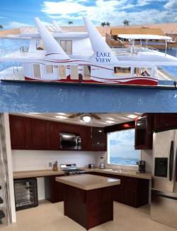 FG Luxury House Boat