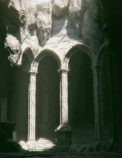 The Temple Below