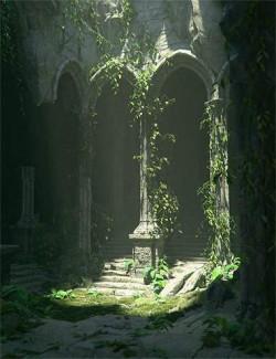 The Temple Below - Eden