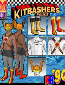Kitbashers 090 MMG3M