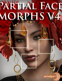 Partial Face Morphs G8F Vol 4