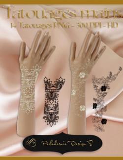 Tatouages Mains