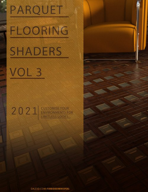 Parquet Flooring Shaders Vol 3