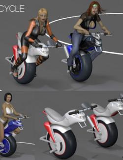 Motorized Unicycle