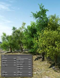 Randomizable Trees