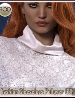 Fashion Sleeveless Pullover G8F
