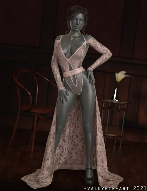 InStyle - Roxanne for Genesis 8 and 8.1