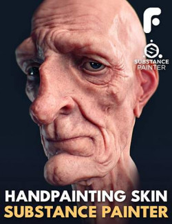 Handpainting Skin Textures in Substance Painter