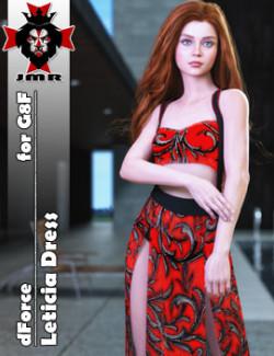 JMR dForce Leticia Dress for G8F