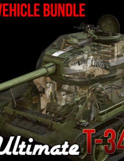 Ultimate T-34: Vehicle Bundle