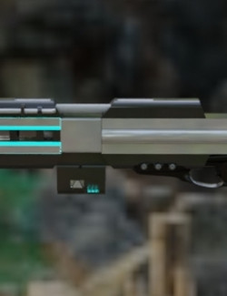 Ion Rifle - EXTENDED LICENCE