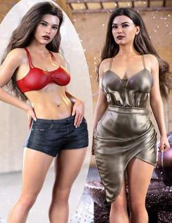 Z Exotic Beauty Shape and Poses Mega Set
