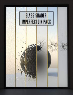 Glass Shader Imperfection Pack