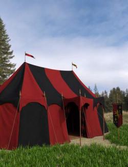 Commander's Tent Textures