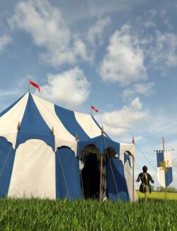 Commander's Tent