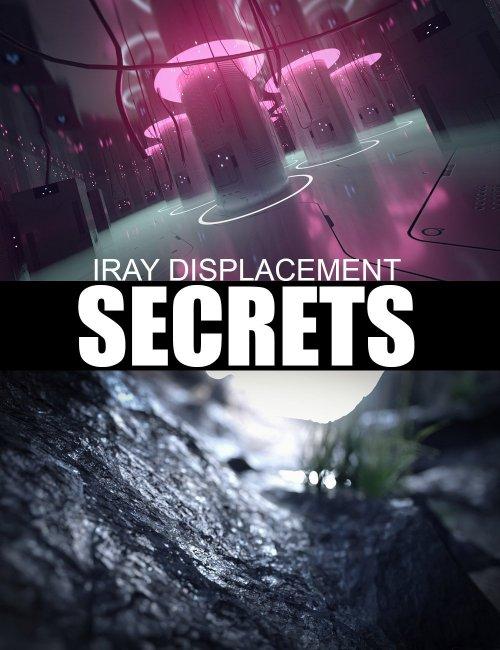 Iray Displacement Secrets - Video Tutorial