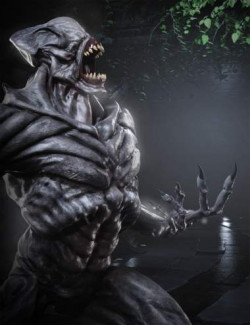 Doom Demon HD for Genesis 8 Male