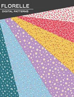 Digital Patterns - Florelle