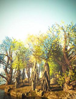 Fantastic and Enchanted Trees