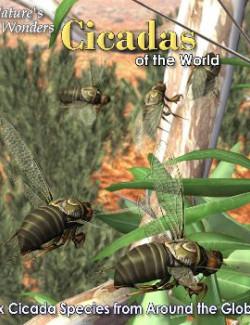 Nature's Wonders Cicadas of the World