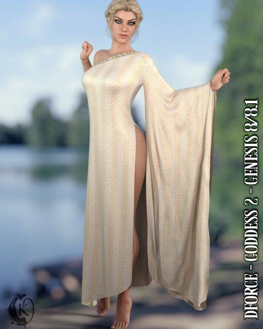 dforce - Goddess 2 - Genesis 8