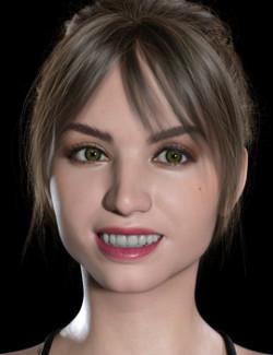 HID Joana  for Genesis 8.1 Female