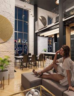 M8 Luxury Loft in Manhattan