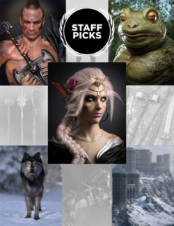 Staff Picks Sword and Sorcery Fantasy Bundle