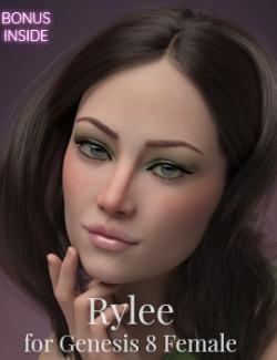 CGI Rylee for Genesis 8 Female