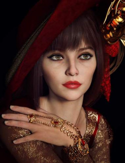VYK Robyn Character and Outfit for Victoria 8.1