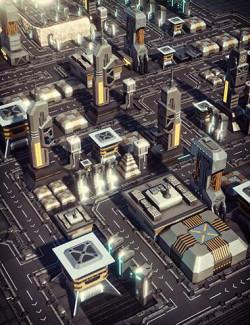 X-BIT Future Space Road