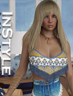 InStyle - dforce - Basics - Summer Halter - G8F