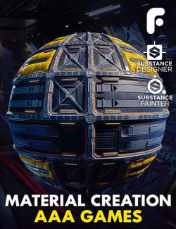 Material Creation for AAA Games