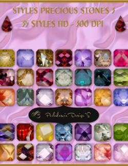 Styles Precious Stones 3