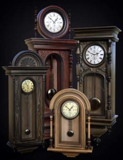 B.E.T.T.Y. Vintage Clocks