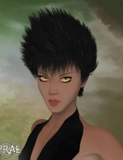 Prae-Flare Hair For La Femme