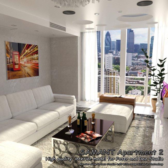 SAMANT Apartment-2