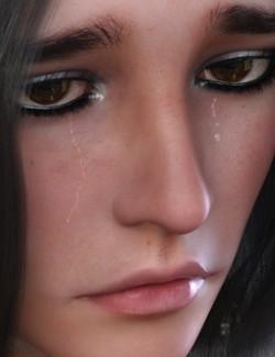 Lonely Teardrops G8F-V8
