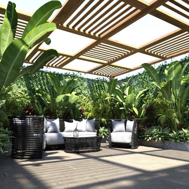 Paradise Courtyard
