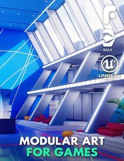 Modular Environmental Art for Game Artists