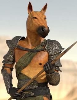 Oso Horseman HD for Genesis 8.1 Male