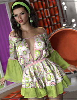 7th Ave: Summer Dress Outfit - G8F