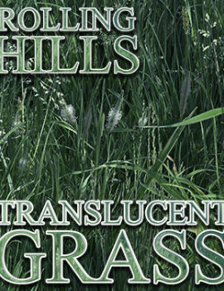 Flinks Rolling Hills - Translucent Grass