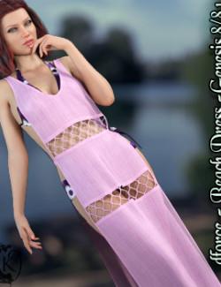 dforce- Beach Dress- Genesis 8