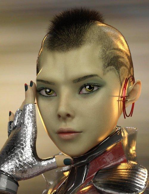 Kozue for Genesis 8 Female