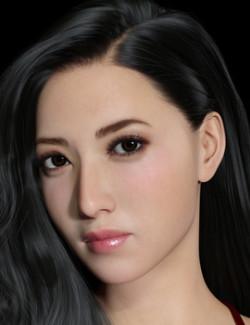 HID Nana  for Genesis 8.1 Female